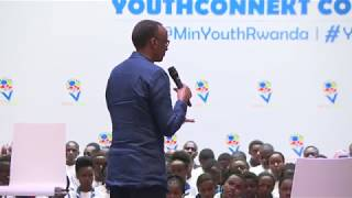 YouthConnekt Convention | Remarks by President Kagame | Rusororo, 12 December 2018