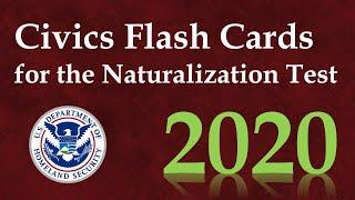 100 câu hỏi thi Quốc tịch Mỹ 2020