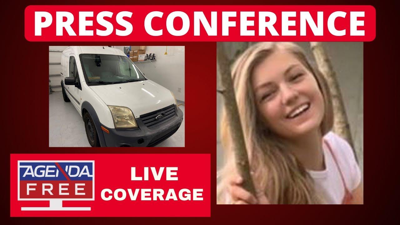 Gabby Petito Investigation Press Conference  - LIVE COVERAGE