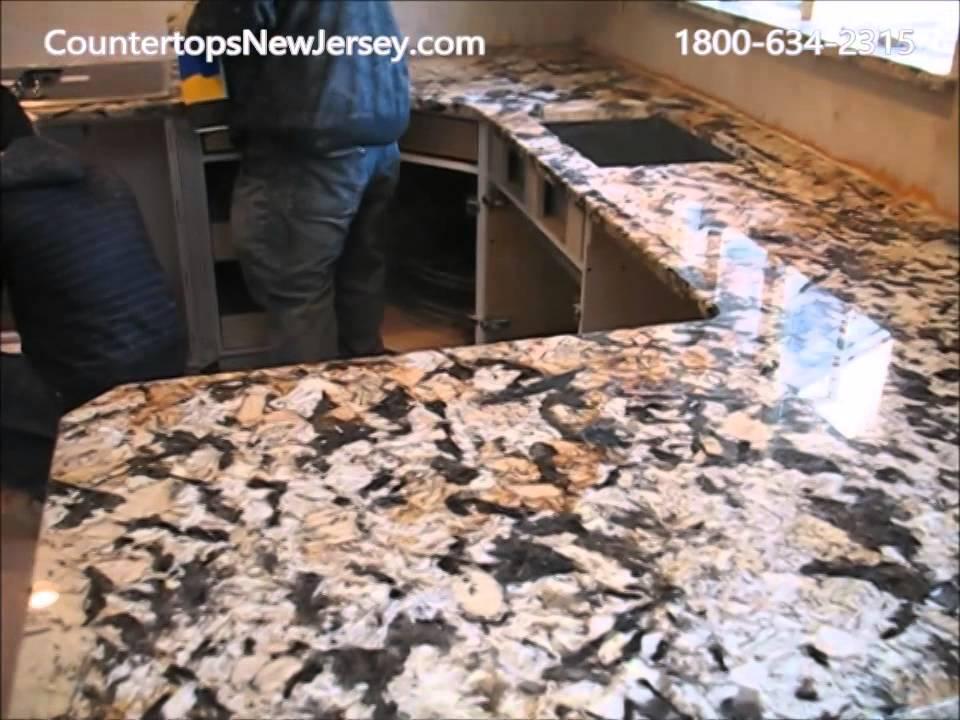 Granite Countertops Nj : Kitchen marble & granite Countertops central nj - YouTube