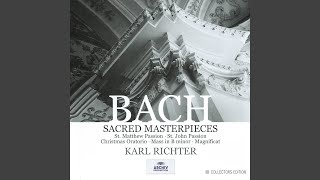 "J.S. Bach: St. Matthew Passion, BWV 244 / Part Two - No.63c Evangelist: ""Und es waren viel..."