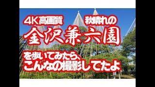 兼六園(けんろくえん)は、石川県金沢市にある日本庭園である。国の特...