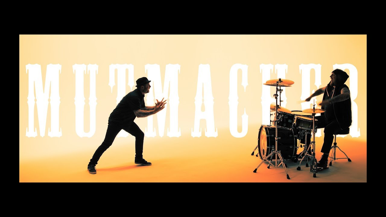 Kärbholz - Mutmacher (Official Music Video)