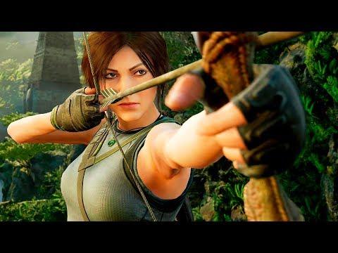 Shadow of the Tomb Raider — Русский релизный трейлер игры #2 (4К, 2018)