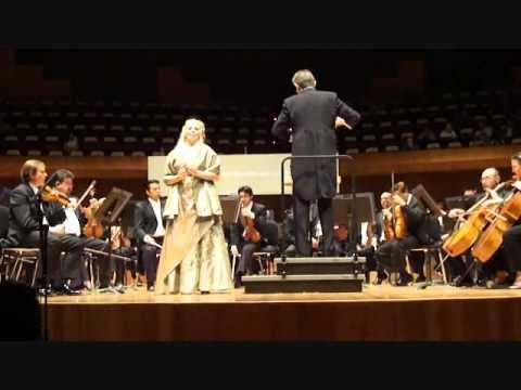 Elisabet Strid, OFUNAM - Wesendonck Lieder Parte I