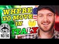 Move To Italy - The Best Place To Live In Italy?