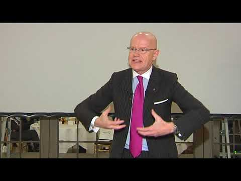 Vortrag Dr. phil. h.c. mult. Erich Lejeune beim Deutschen Offshoring Tag