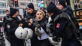 ООН призывает Турцию отменить режим ЧП