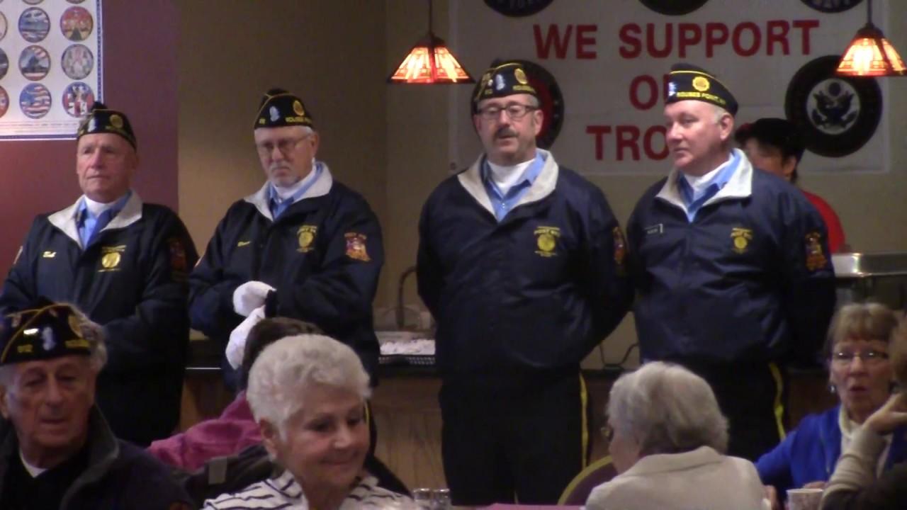Post 912 Veterans Day  11-11-17