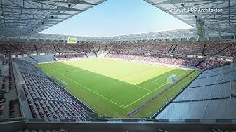 So sieht das neue Fußball-Stadion für den SC Freiburg aus | baden.fm