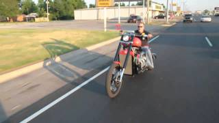 High Quality V8 Motorcycles- V8 Choppers