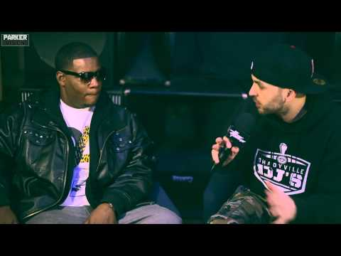 Ay-Rock sits down with Parker Vision Interview