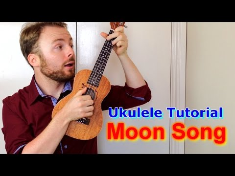 The Moon Song  Karen O Ukulele Tutorial