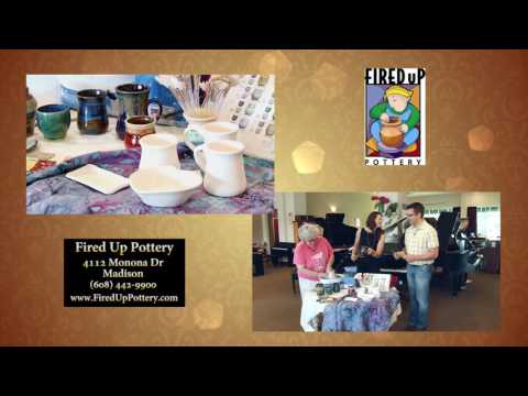 WI57 | Wisconsin Family | Kim Stanfill-McMillan | Fired Up Pottery | 06/16/17