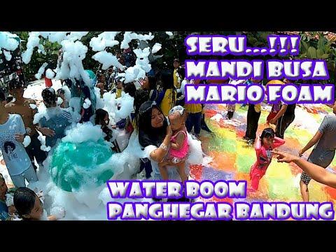 Mandi Busa di Water Boom Panghegar Bandung image