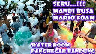 Mandi Busa di Water Boom Panghegar Bandung Video