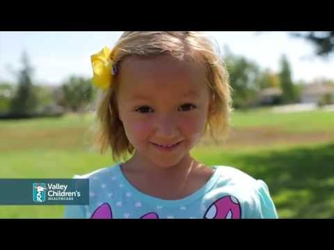 Leukemia - Madyn's Story - Valley Children's