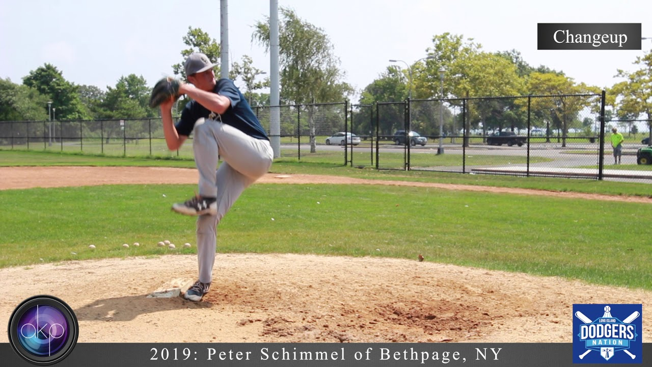 Peter Schimmel College Baseball Showcase Video