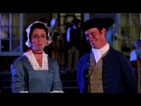 Colonial Williamsburg Holiday Orientation