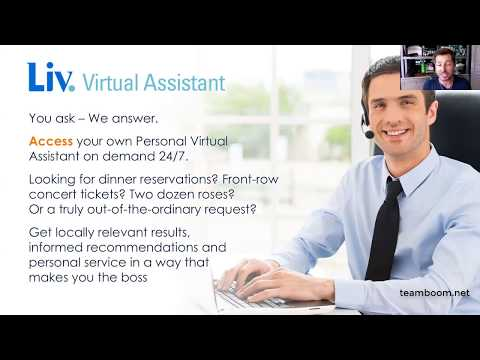 Liv Assistant - Your Own 24/7 On Demand Personal Assistant