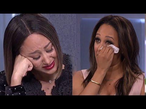 Heartbreaking News Regarding Beloved 'The Real' Co-Host Tamera Mowry-Housley.