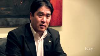 Thumbnail Ivey | 60 Second Entrepreneur: Glenn Yonemitsu - Shifting Gears