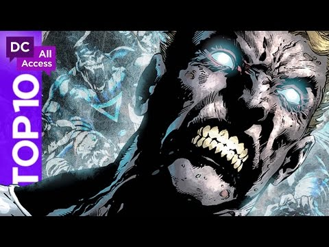 Top 10 Scariest DC Stories of All Time