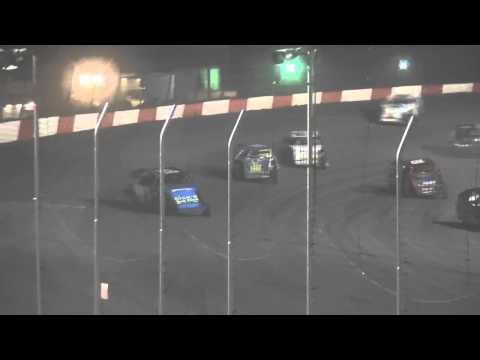 Lakeside Speedway 5 22 15 mains