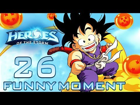 【Heroes of the Storm】Funny moment EP.26