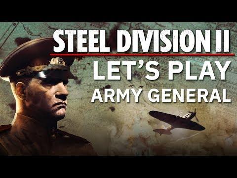 Steel Division 2 - представлен игровой процесс