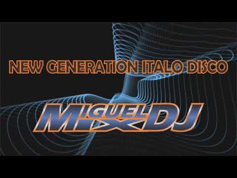 NEW ITALO DISCO ESPECIAL MIX 2017 By DJ MIGUEL MIX