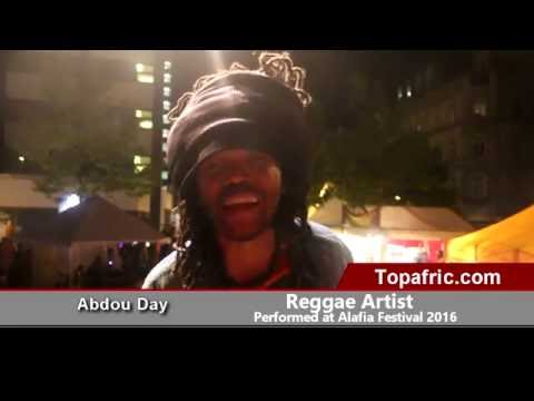 Alafia festival 2016 madagascar reggae