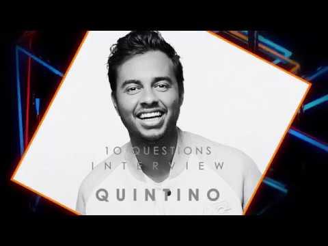 Billboard Radio China - Quintino (10 Questions Interview)