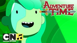 Adventure time! ♫ Der Geschichte der Menschheit ♫ Cartoon Network
