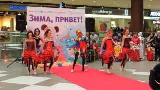 Танцевальный клуб радуга танец