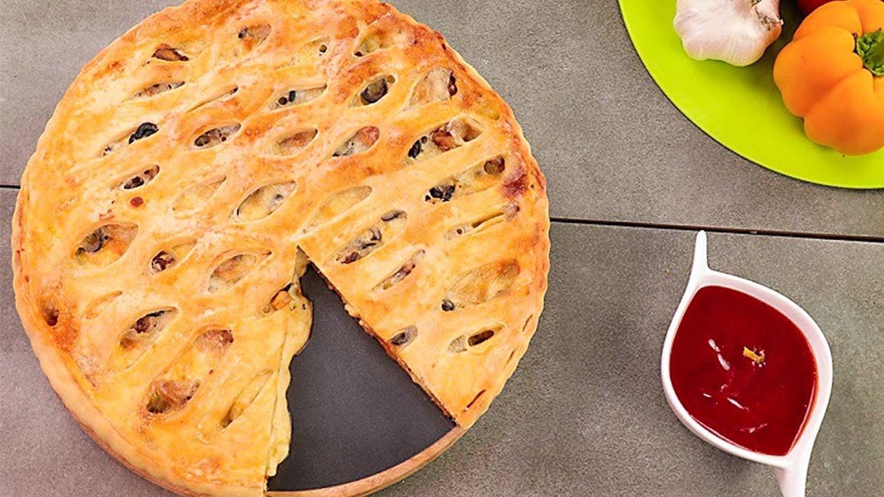 Chicken Pie Recipe By Sooperchef Youtube