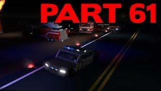 Roblox Mano County Patrol Part 61 | Fire At Barn! |