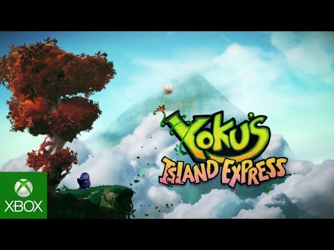 Yoku's Island Express - Announcement Trailer