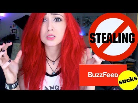 Download Youtube: BUZZFEED CAUGHT STEALING AGAIN