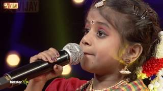 Super Singer Junior - One of the cutest trio