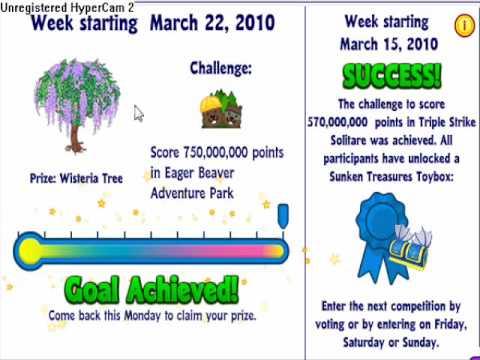 Webkinz challenge prizes