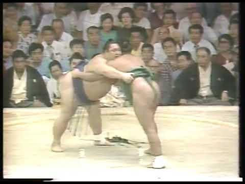 Special - 1985 - NBC Sportsworld - Grand Sumo Wrestling Competition - Nagasaki, Japan