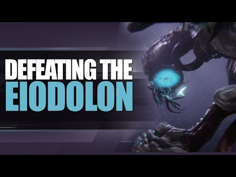 Warframe - Defeating The Eidolon (Gameplay)