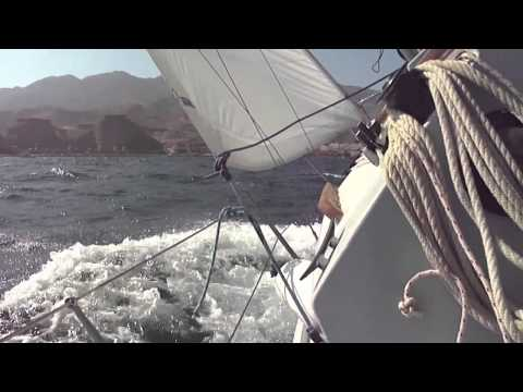 Heeling Okay : Sailing the Red Sea, Egypt