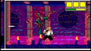 Comix Zone: Full Gameplay