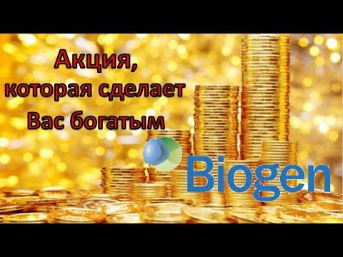 Обзор Biogen. Фундаментальный анализ акций Biogen (BIIB)