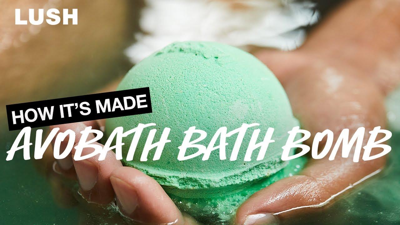 How It's Made: Avobath Bath Bomb (2018)
