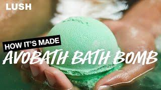How It's Made: Avobath Bath Bomb
