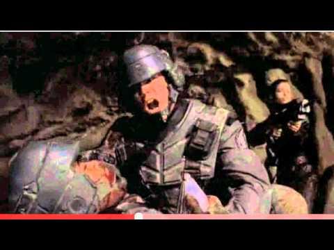 starship troopers death of sugar watkins he is a hero