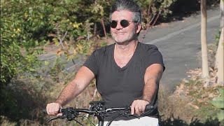 What Simon Cowell Says You Should Do Before Riding an Electric Bike